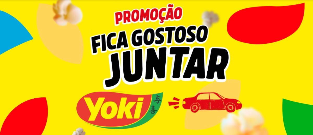 Promoção Pipocas Yoki Ganhe 10 Reais APP Uber Fica Gostoso Juntar