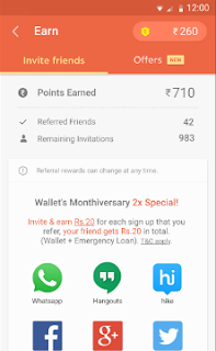 Truebalance Refer and Earn