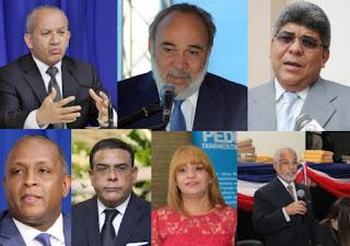 Presos corrupción enfrentarían pena de hasta 20 años