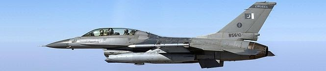 US Govt Issues Notification For Sale of F-16s To Pakistan