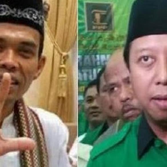 Ustadz Abdul Somad Bukan Ulama yang Bisa Diatur-Atur Romy
