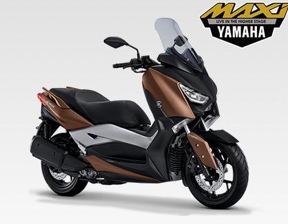 2017 Yamaha NMAX Accessories