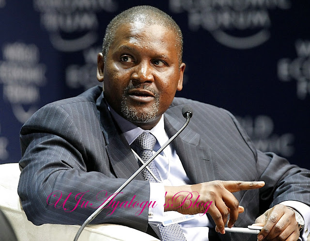 I want to be like Bill Gates and give a chunk of my wealth to charity in the next few years — Dangote