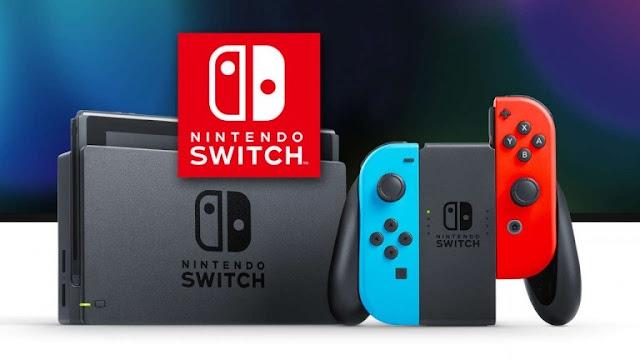 صيانة قادمة لخدمات الشبكة في جهاز Nintendo Switch