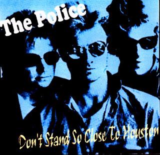 The Police - 1982-03-20 - Houston, TX (SBD)