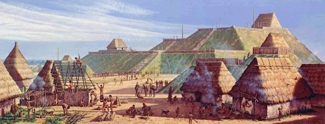 When the rains stopped: Climate change as a catalyst in Greater Cahokia