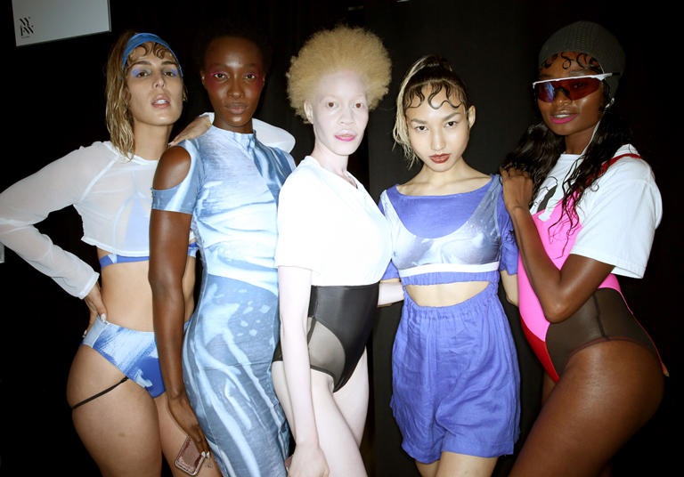 Diversity at Spring 2019 Fashion Week