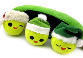 toy story disney store peas in a pod christmas holiday plush
