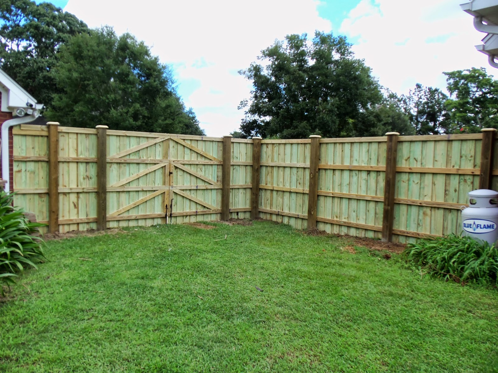 Town Amp Country Fences Llc Roosevelt Estates New Tall And