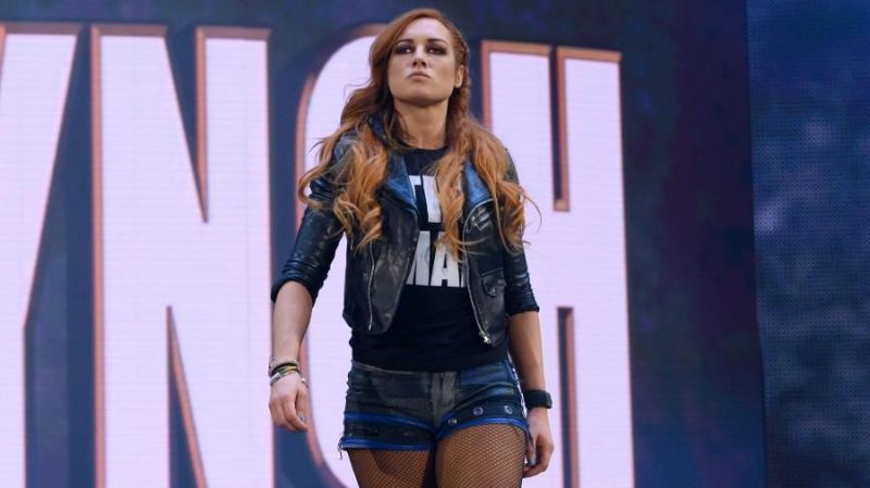 Becky Lynch comments on possibly becoming Universal Champion