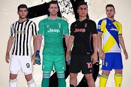 Juventus Leaked Kits Season 2021-2022 - PES 2017