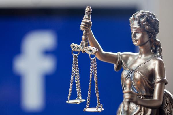 فيسبوك تلاحق قضائيا مستغلي إسمها بشكل غير قانوني