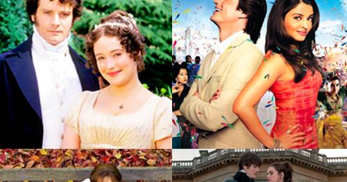 Tem Na Web - Adaptações favoritas de Orgulho e Preconceito!