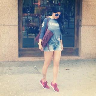 Celana Jeans Pendek Artis