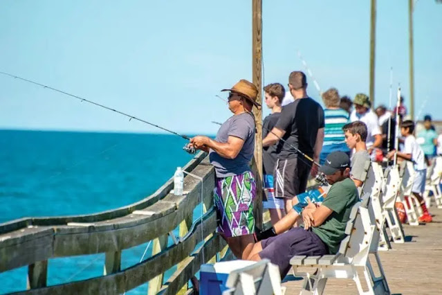 2. Best places to fish Miami