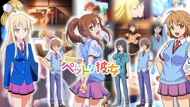 Sakurasou no Pet na Kanojo BD Subtitle Indonesia