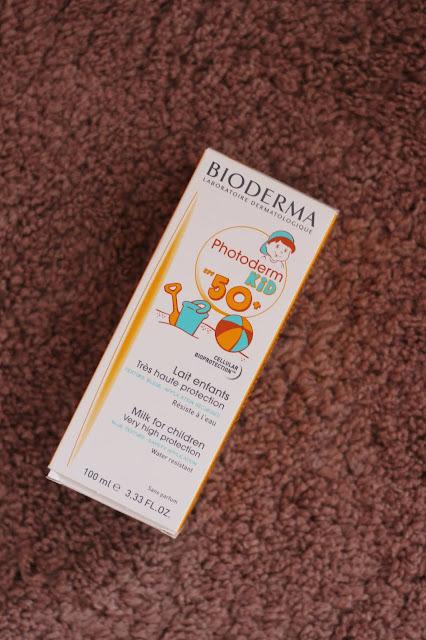Bioderma Photoderm Kid balenie opaľovacieho krému