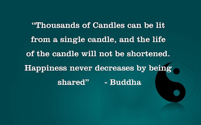 Buddha Karma Quote & Saying