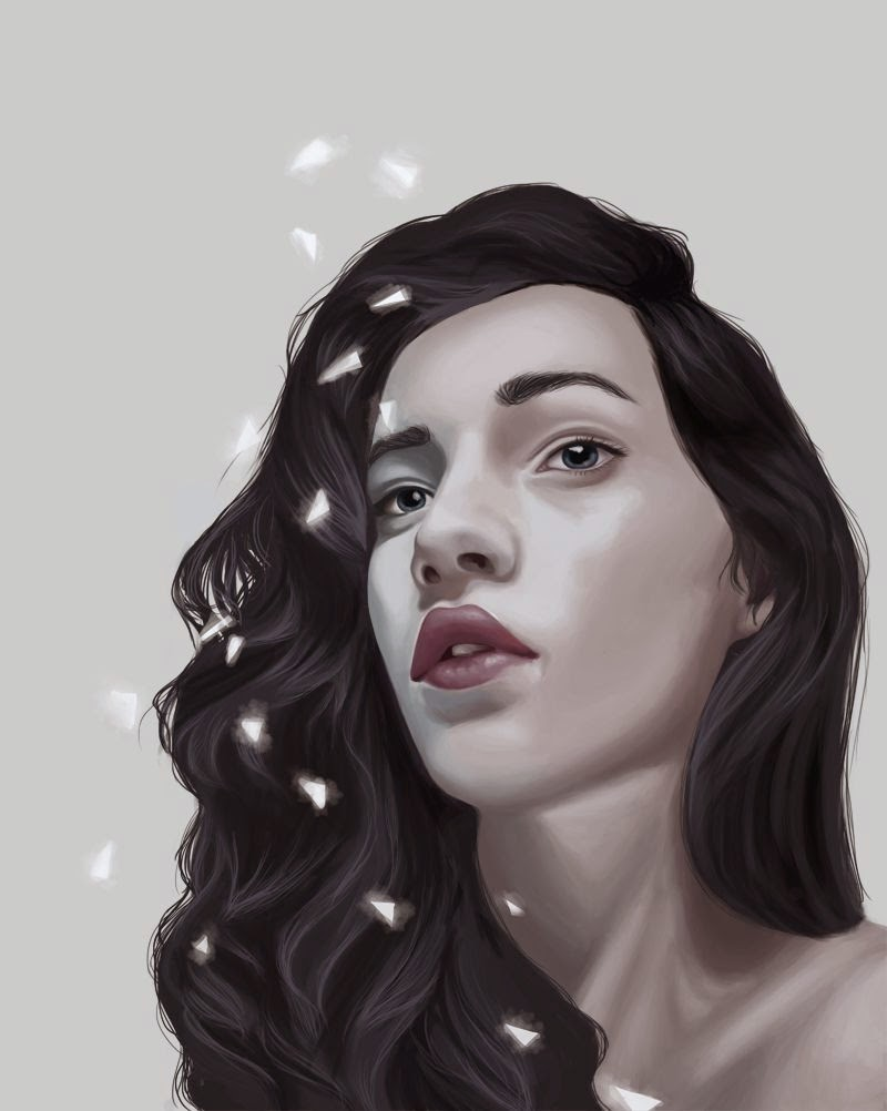 Retrato de una mujer