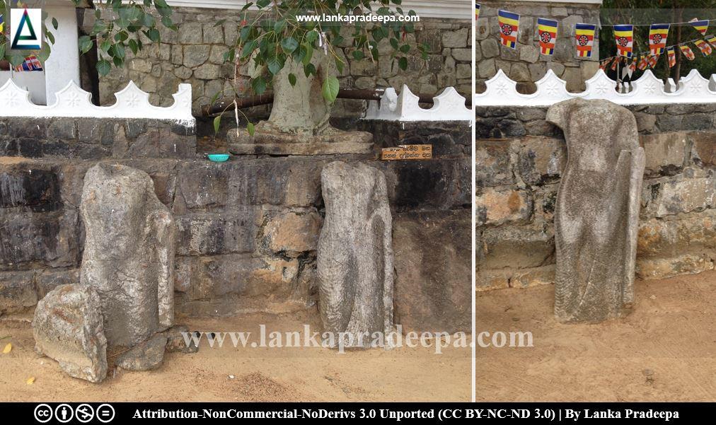Ruins of Panduwasnuwara Viharaya