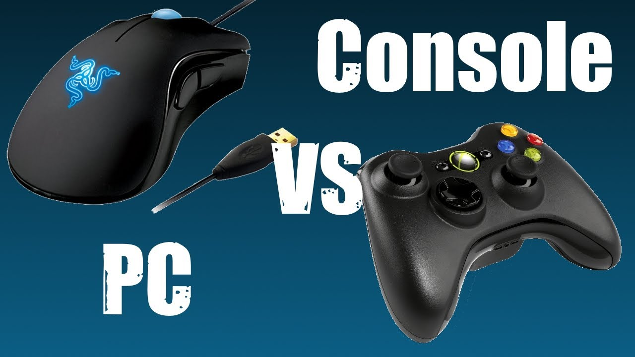 Gaming PC Vs Gaming Consoles   Which one is for you?