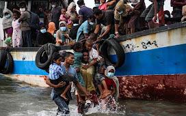 Panglima Laot Seunuddon: Rohingya itu Hamba Allah, Kita Harus Bantu Mereka