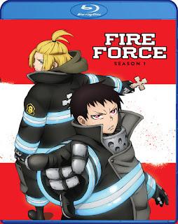Fire Force – Temporada 1 [4xBD25] *Subtitulada