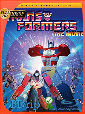 Transformers: The Movie – 30th Anniversary Edition (1986) HD BDRIP [1080p] Latino [GoogleDrive] [MasterAnime]