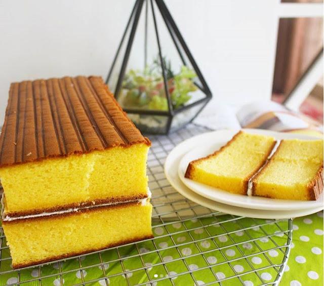 Spiku Original Lembut Ncc a.k.a Cake Lapis Kuno Surabaya