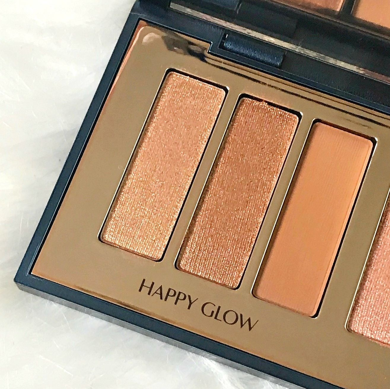 Charlotte Tilbury Starry Eyes To Hypnotise Palette Review & Swatches