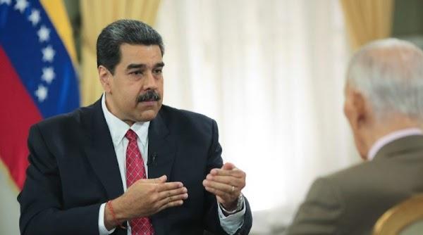 """Nicolás Maduro Moros """"Ese proceso que llaman de dolarización puede servir para la recuperación del país"""": Maduro"""