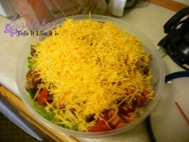 beef recipes, Mexican recipes, taco salad, simple dish for a picnic or pot luck, salad,
