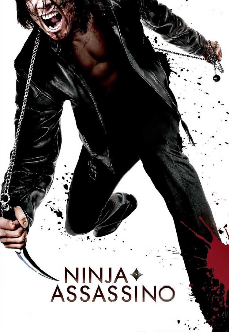 Ninja Assassino Torrent – Blu-ray Rip 720p e 1080p Dual Áudio (2010)