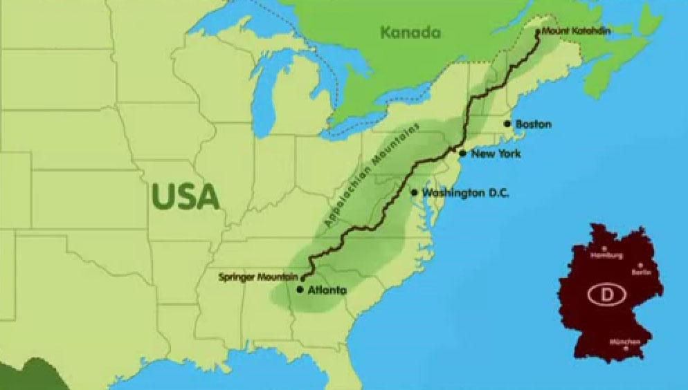 Trekking für Einsteiger: Wandern in den USA: 5 Tage auf dem ...