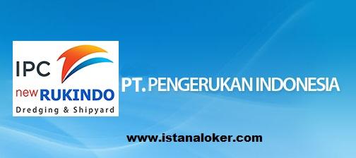 Lowongan Kerja PT Pengerukan Indonesia (Persero)