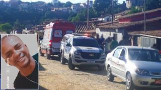 Homem é morto a tiros dentro de casa em Jaguaquara