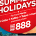 P888 All-In Fare Summer Holidays Promo
