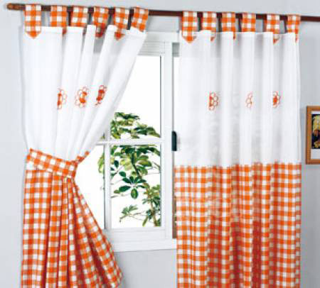 Choosing Kitchen Curtains Style: