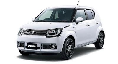 New 2016 Maruti Suzuki Ignis front look