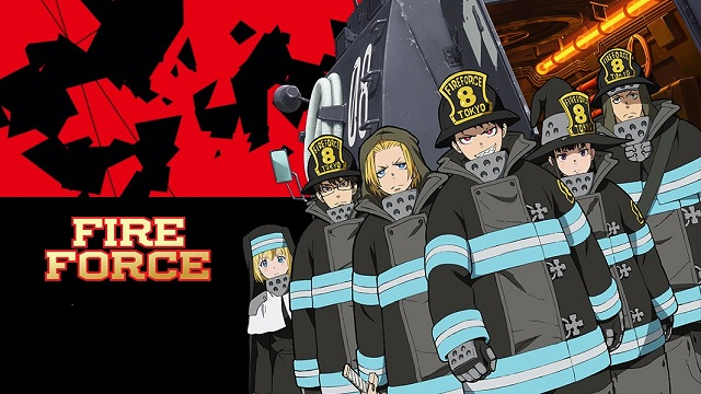 Fire Force Sub Indo