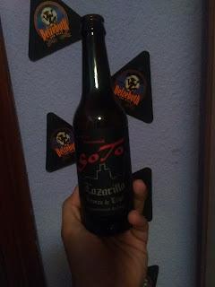 Cerveza Soto Lazarillo