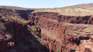 Majestatyczne kaniony w Australii