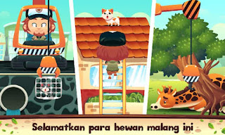 Marbel Animal Rescue MOD Apk - Free Download Android Game