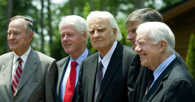 Billy Graham murio - Citas William Marrion Branham Mensajes