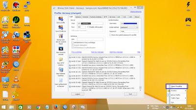 Open Proxyfier