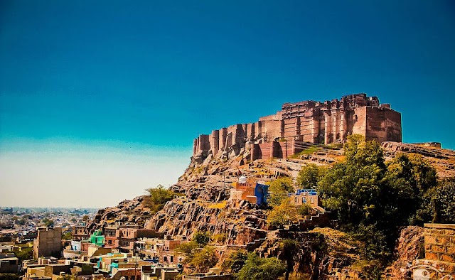 Top 5 Biggest Forts in Rajasthan