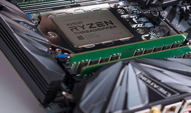 Comparaison entre AMD contre Intel