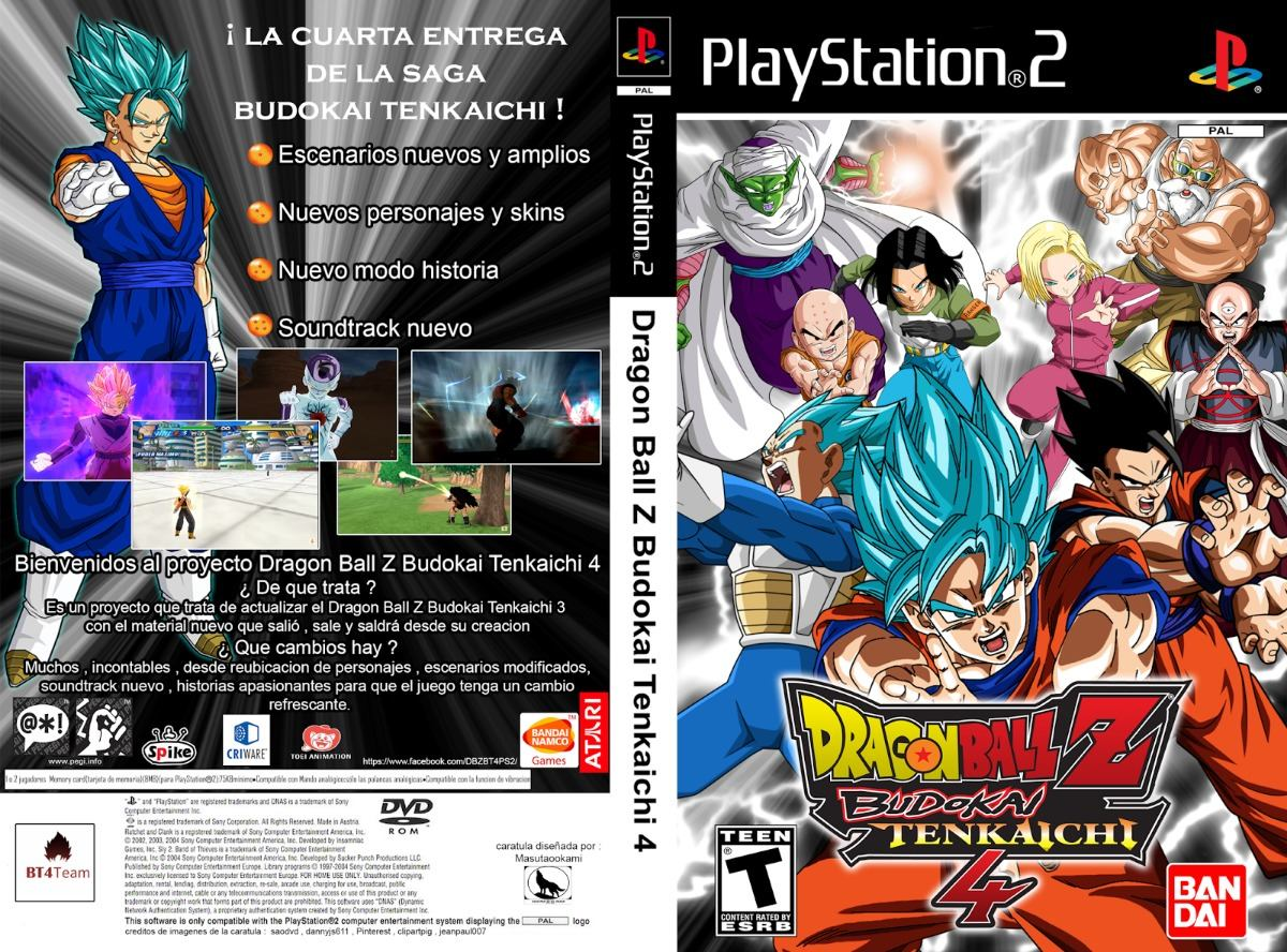 DOWNLOAD!! DRAGON BALL Z BUDOKAI TENKAICHI 3 SUPER CANON V2