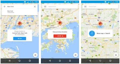 Aplikasi Fake GPS Terbaik - 4