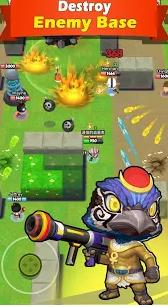تحميل لعبه Wild Clash مهكره
